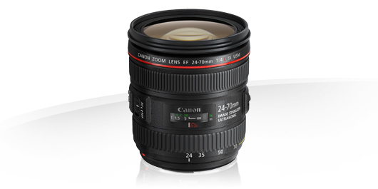 EF 24-70mm f/4L IS USM