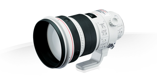 EF 200mm f/2L IS USM
